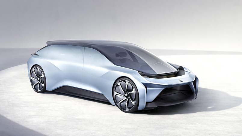 Start Up Aims to Out Do Tesla On Electric Car Front