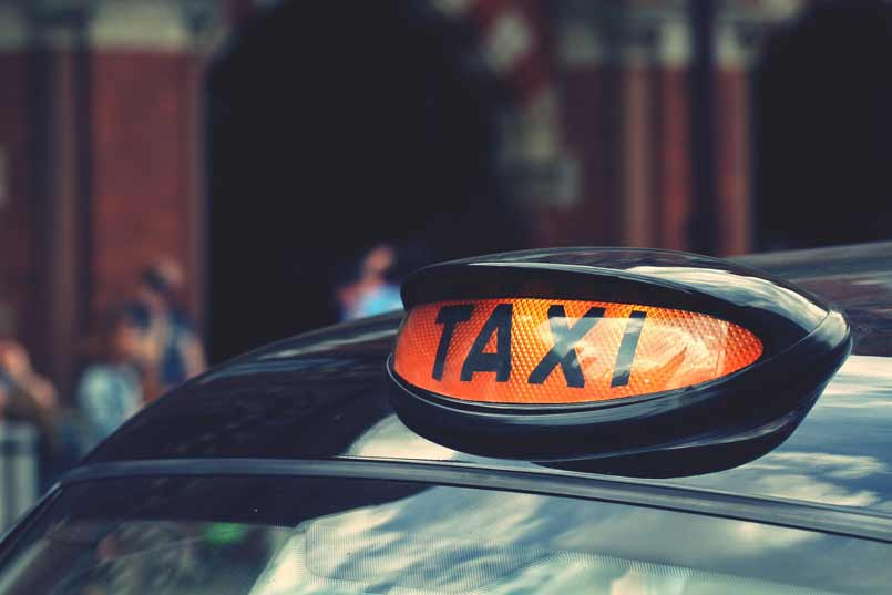 Government Support for Electric Taxis