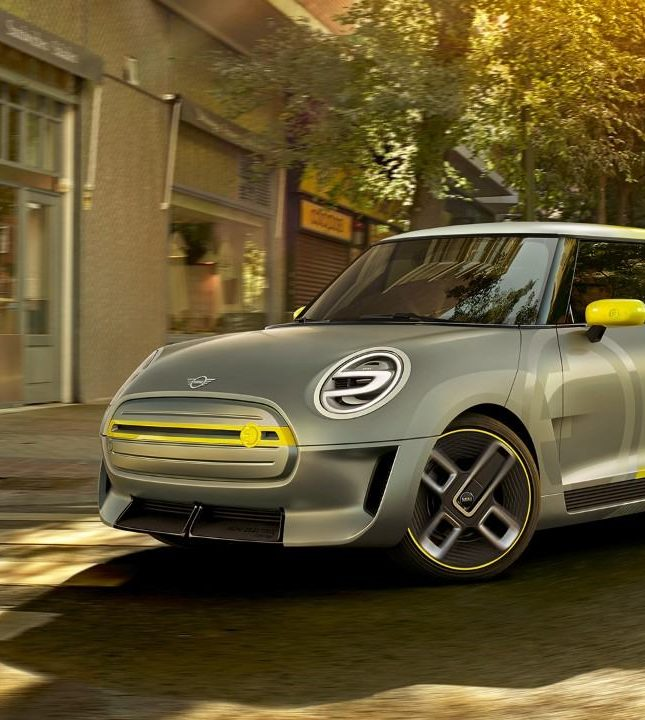 Mini Join the Electric Car Ranks