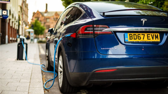 Musing on the Future - Where Will Electric Cars Go?
