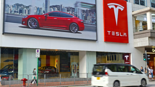 Tesla Cuts Lease Costs?